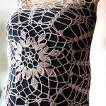 Summer Lace Crochet Top - MADE TO ORDER