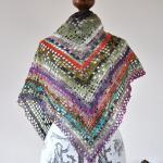 Triangular Gypsy Crochet Sh..