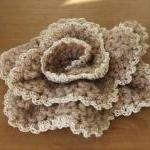 Flower Brooch - MADE TO ORD..